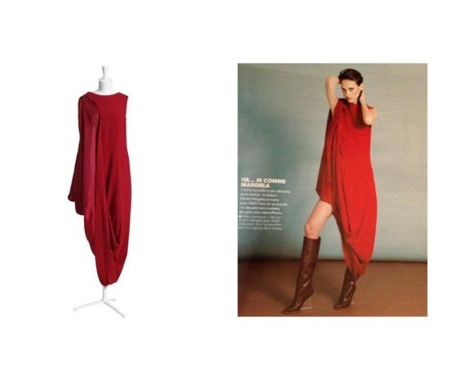 H&M Red Dress - Fashion Online Girl